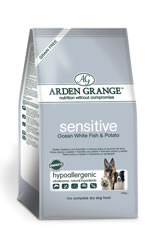 AA3 Arden Grange Sensitive - Ocean White Fish and Potato 12Kg
